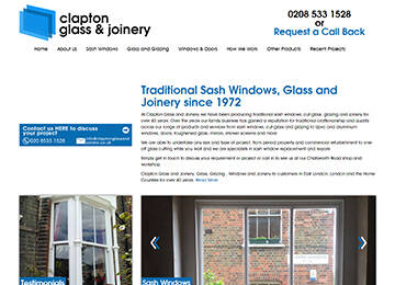 Clapton Glass & Glazing